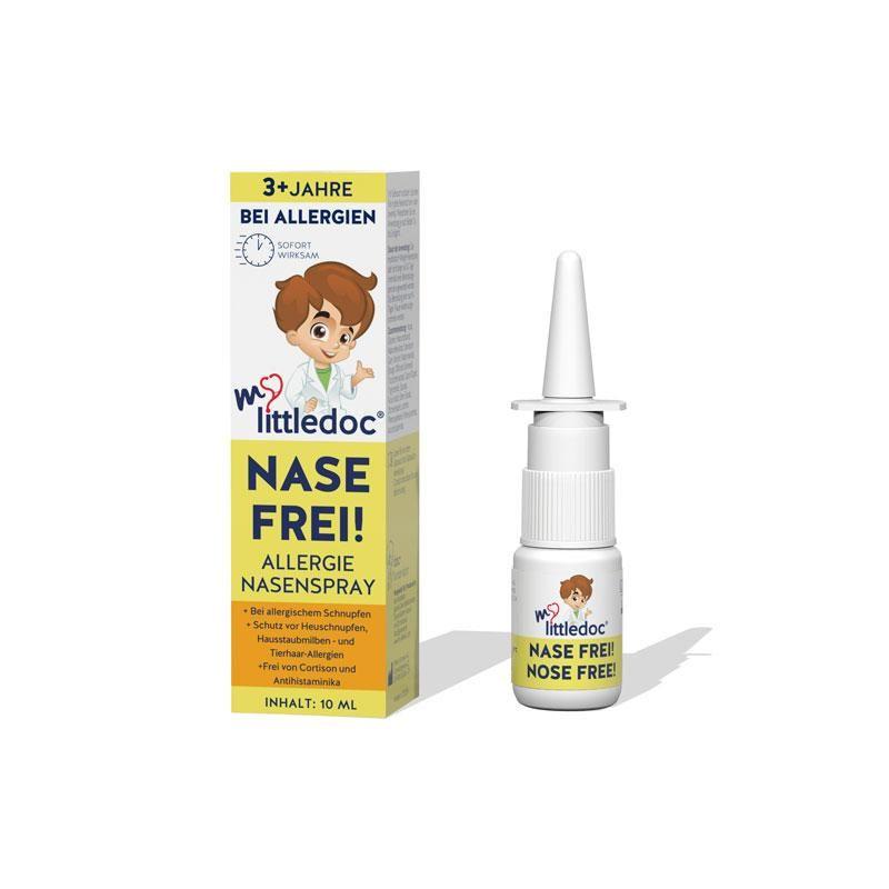 NASE FREI! Allergie Nasenspray